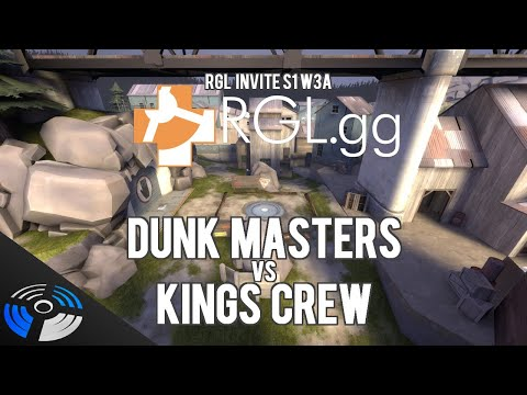 RGL S1 W3A - Dunk Masters vs. Kings Crew
