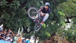 Bmx Freestyle  Best BMX Tricks Ever  Freestyle 41