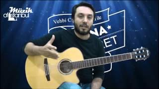 Abi Bana Gitar Öğret - (FİNGERSTYLE)