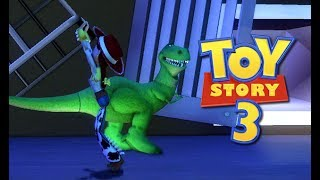 Toy Story 3 - Hide And Sneak - Part 6 [Father & Son Gameplay] - Xbox 360 Xbox One