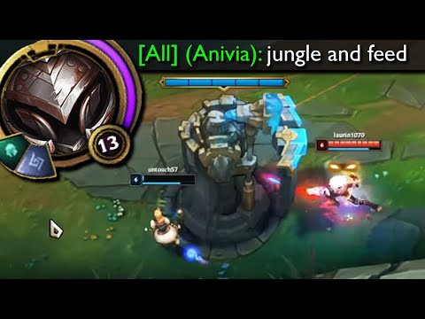 League of Legends but Iron IV claims it's first victims of the decade