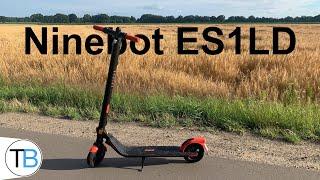 Segway Ninebot Kickscooter ES1LD Review Kaufberatung (deutsch): die beste Preisleistung?!