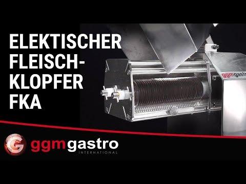 Elektrischer Fleischklopfer FKA - GGM Gastro