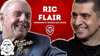 Ric Flair- Untold Stories That Will Make You Laugh & Cry