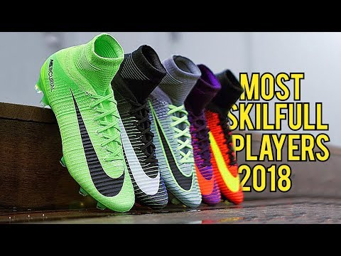 Most Skillful Players 2018 • Best Showboating Skills 17/18 | HD