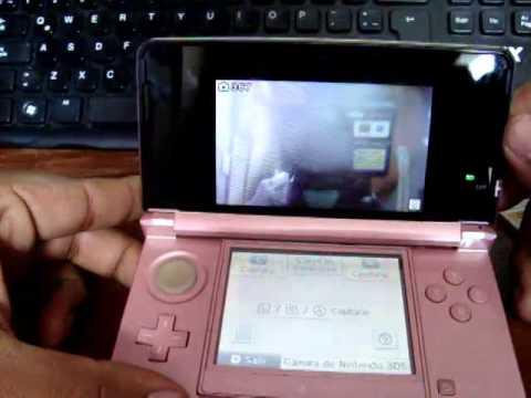 Nintendo 3ds Rosa Con New Super Mario Bros  2