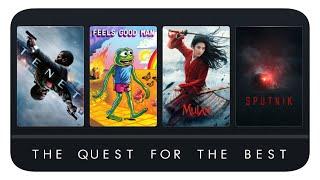 Tenet, Feels Good Man, Mulan & Sputnik - The Quest For The Best #7