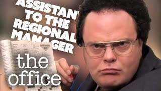 Best of Dwight Schrute - The Office US | Comedy Bites