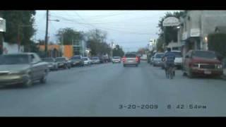 Rio Bravo Tamaulipas - La calle Guanajuato (part3)