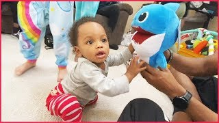 Baby DJ's First Christmas! - Daily Dose 2.5 (Ep.23)