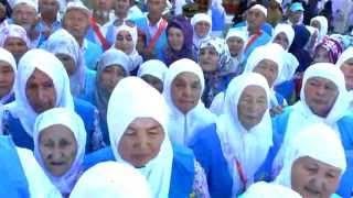 preview picture of video 'Мәдина қаласындағы саяхат*Қажылық-2014'