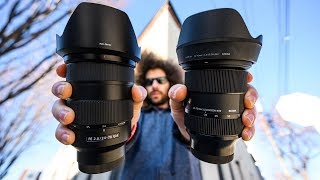 SIGMA 24-70mm f2.8 Sony E-Mount REVIEW | DON'T BUY the Sony G Master, Here's Why!