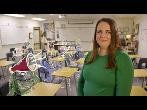 Teacher Leader Spotlight: Elizabeth Schley Evans