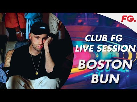BOSTON BUN | CLUB FG | LIVE DJ MIX | RADIO FG