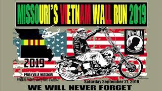 Missouri Vietnam Wall Run 2019 | Denney's H-D