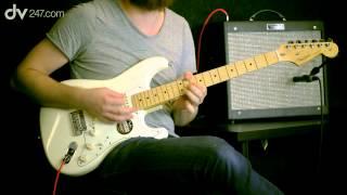 Fender American Standard Stratocaster Demo