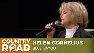 "Helen Cornelius sings ""Blue Bayou"" on Country"