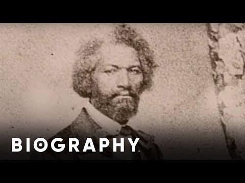 Frederick Douglass - Journalist & Civil Rights Activist | Mini Bio | BIO