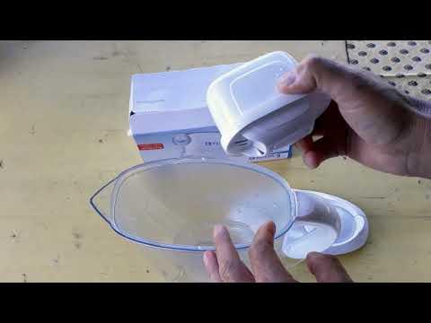 Come sostituire il filtro della caraffa Brita (acqua fai da te)