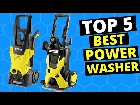 Top 5 Best Power Washer in 2020 (Buying Guide) | Review Maniac