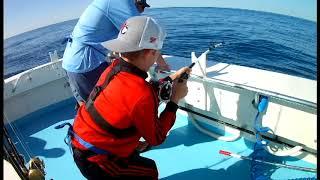 Deep Sea Fishing AJ, Trigger Mania!!