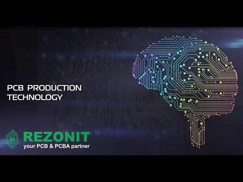 PCB production technology (english version)