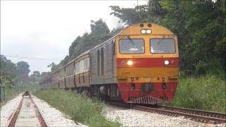 Thai Railway รถไฟไทย:สถานีรถไฟใสใหญ่ [Saiyai Railway Station]