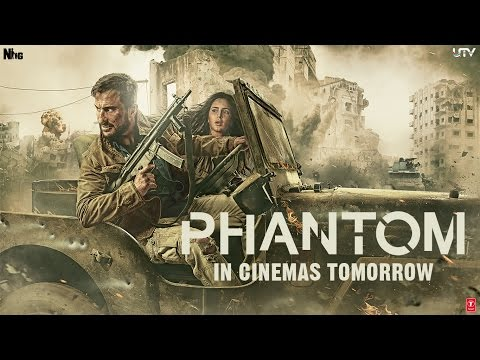 Phantom Movie Trailer