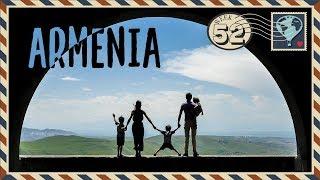 Armenia 🇦🇲 WEEK 52. 😃 1 YEAR of travel. And Derek's favorite week yet!