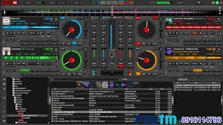 HARDWELL TOMORROWLAND 2018 WEEK 1 (frist 25 min Remake On virtual DJ)