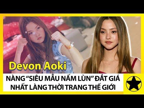 """Devon Aoki - Nàng Siêu Mẫu """"Nấm Lùn"""" Đắt Giá Nhất Làng Mốt Thế Giới"""