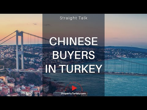 What does Turkish real estate offer for Chinese buyers?