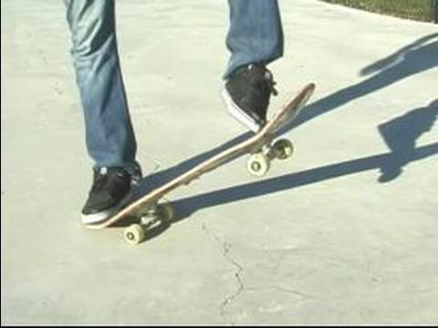 How to Kick Flip when Skateboarding? | Yahoo Answers
