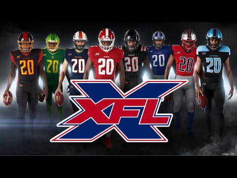 """The XFL is BACK: A Tribute Lil Wayne """"Right Above It"""" 2020 Highlights"""