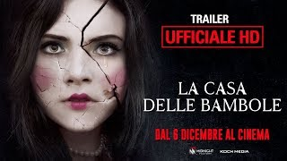Trailer of La casa delle bambole - Ghostland (2018)