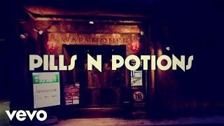 Nicki Minaj - Pills N Potions (Lyric Video #2)