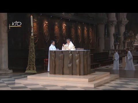 Messe du 4 mai 2018