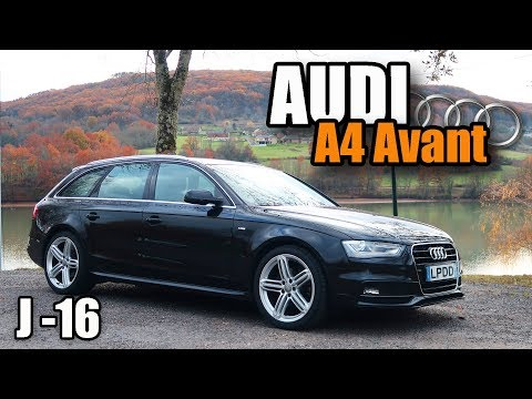 Audi A4 Avant Business line 2.0 TDI 150 ch multitronic