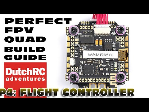 A detailed how-to install the Flight Controller :)
