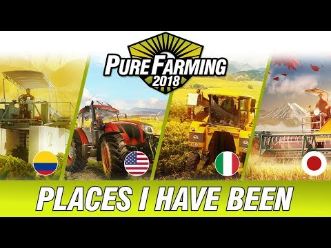 Places That I've Been | Gamescom 2017 Trailer thumbnail