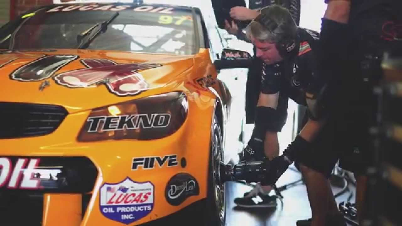 XFORCE team up with TEKNO Autosports V8 Supercar Team