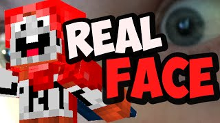 【ExplodingTNT's REAL FACE】IRL Skit