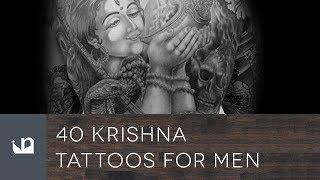 40 Krishna Tattoos For Men