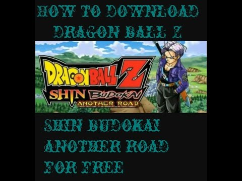 Dragon Ball Z - Shin Budokai - Another Road Download Free