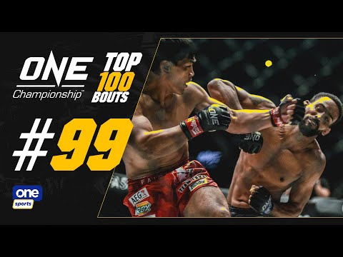 [Sport5]  One Championship Top 100 Fights: Eduard Folayang vs Pieter Buist