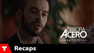 Señora Acero 4 | Recap (012618) | Telemundo