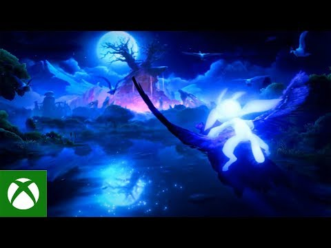 Trailer des GA 2019 de Ori and the Will of the Wisps