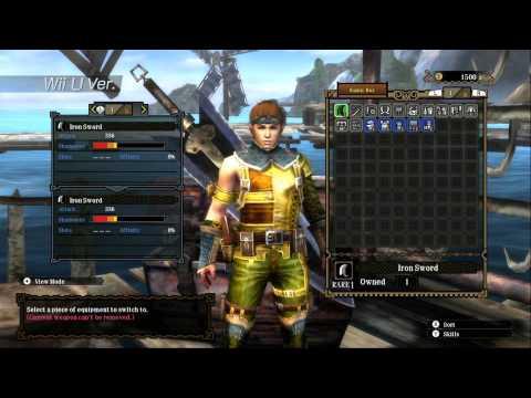 Nový trailer na Monster Hunter 3 Ultimate