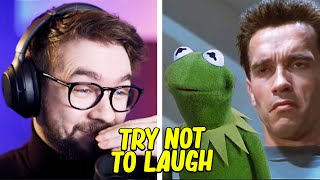 "Welcome to the impossible try not to laugh challenge. Just try keep a straight face during this video  Follow me on Twitter ► https://twitter.com/Jack_Septic_Eye ►Instagram: http://instagram.com/jacksepticeye  Edited by Pixlpit: https://www.youtube.com/channel/UCHsjBlPYou_k7FgMKLCo5JA  Outro animation created by Pixlpit: https://www.youtube.com/user/pixlpit  Outro Song created by ""Teknoaxe"". It's called ""I'm everywhere"" and you can listen to it here http://www.youtube.com/watch?v=JPtNBwMIQ9Q"