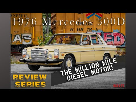 Video of '76 Mercedes-Benz 300D Offered by Bullet Motorsports Inc - PXPA
